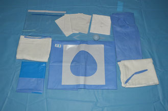 China Breathable EO Gas Disposable Cesarean Surgical Packs with CE ISO 13485 supplier