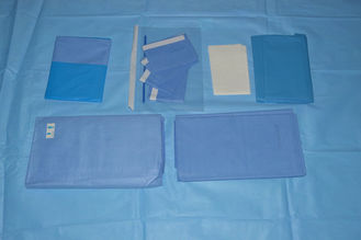 China Hospital Orthopedic Surgery SMMS Extremity Drape EO Sterile Surgical Eye Pack supplier