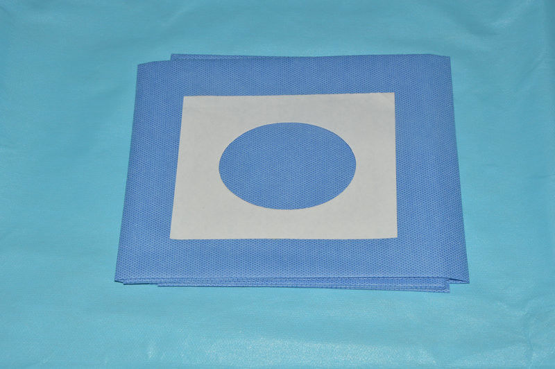 Against Blood Medical Sterile Fenestrated Drape , Operating Room