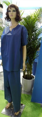 China Medical Non Woven Sterile Surgical Gowns , Disposable Surgeon Gown distributor