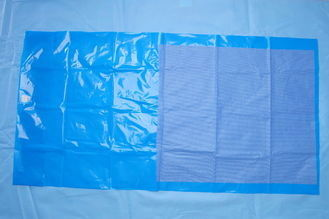 China Breathable Medical Disposable Blue Mayo Stand Covers For Hospital Clinic factory