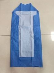 China Splash Proof Sterile Disposable Protective Suits Against Blood Breathable distributor