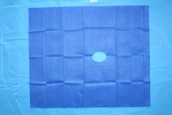 China CE / ISO13485 EO Sterile Disposable Spinal Epidural Drape Breathable Permeable factory