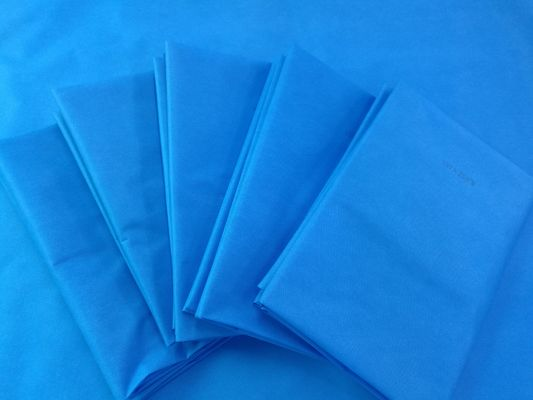China SMMS Fabric ODM Large Drape Disposable Surgical sheets  for clinc distributor
