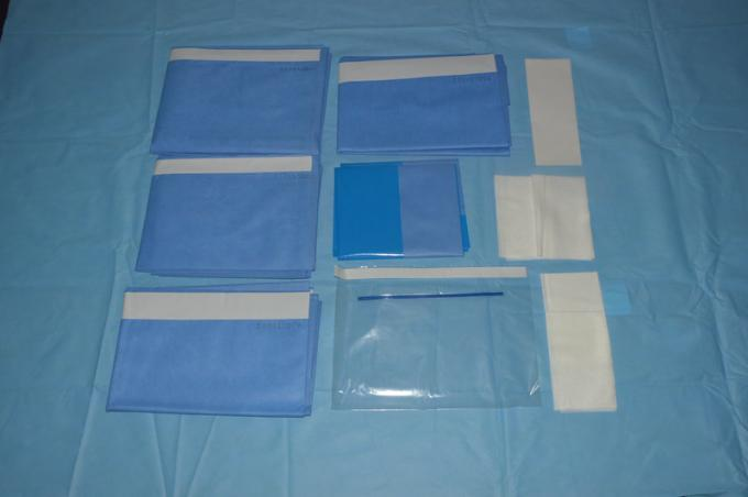 EO Sterile Hospital Custom Procedure Packs with CE / ISO13485 Approved