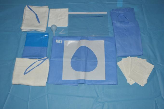 Dustproof Operating Room Fabric Sterile Dressing Packs Non Woven