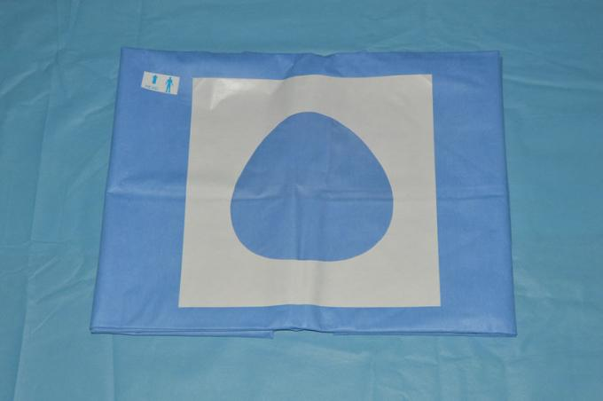 Breathable EO Gas Disposable Cesarean Surgical Packs with CE ISO 13485