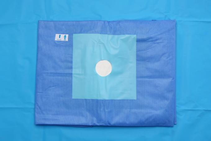 Sterile SMMS Disposable Lower Extremity Drape for Hospital Clinic