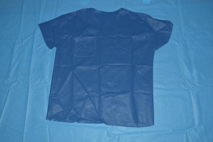 Waterproof Non Woven Sterile Surgical Gowns Disposable Surgical Scrubs