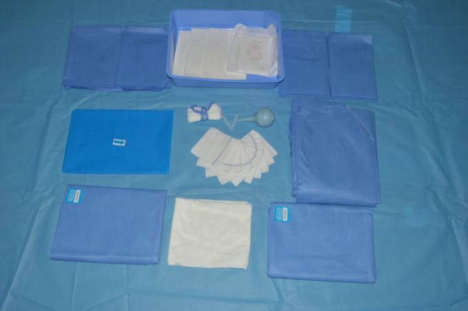 OEM Hospital Non Woven Disposable Surgical Drapes With ISO Approved