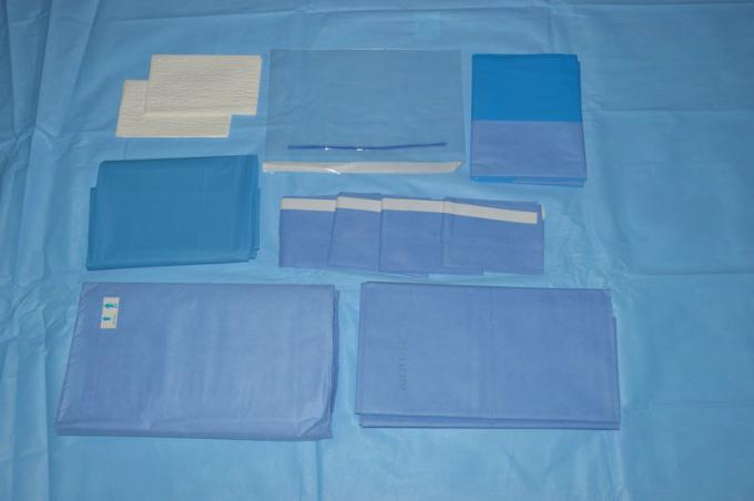 Hospital Orthopedic Surgery SMMS Extremity Drape EO Sterile Surgical Eye Pack